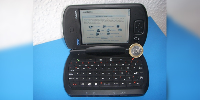 2002 - WİNDOWS POCKET PC