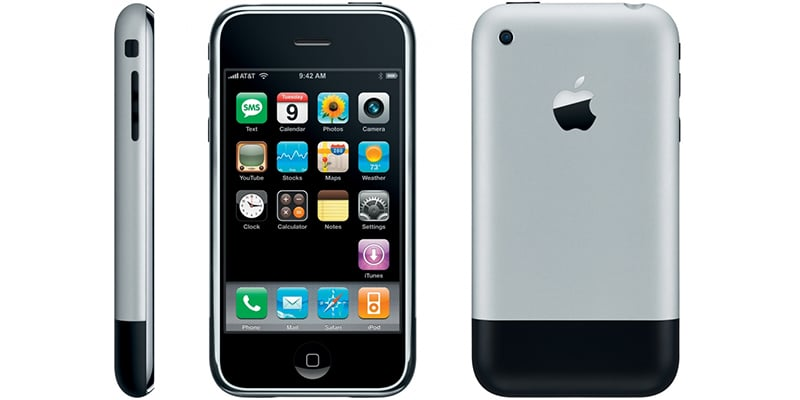 2007 - APPLE İPHONE