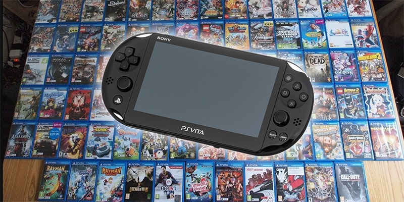 2012 PlayStation Vita