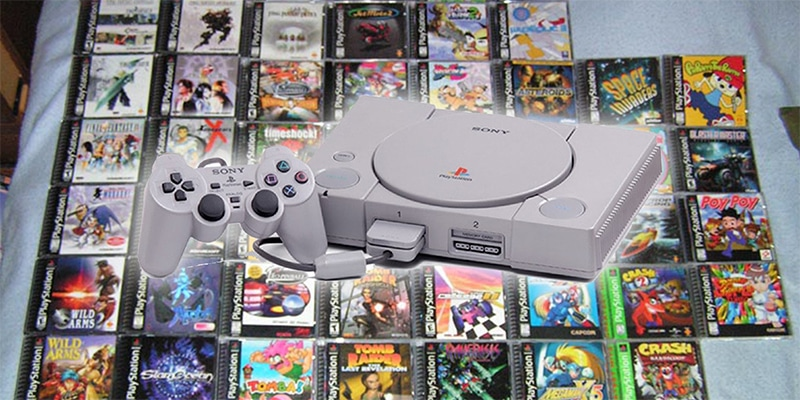 1994 PlayStation