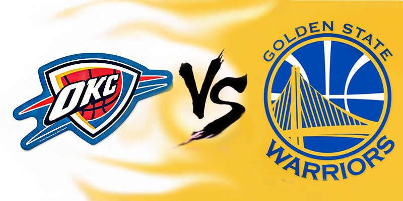 Oklahoma City Thunder - Golden State Warriors