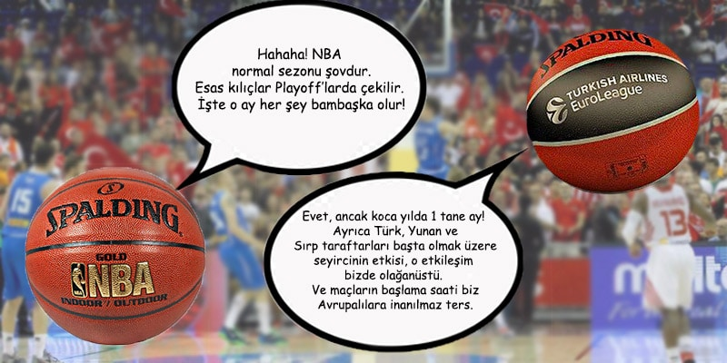 NBA mi EuroLeague mi
