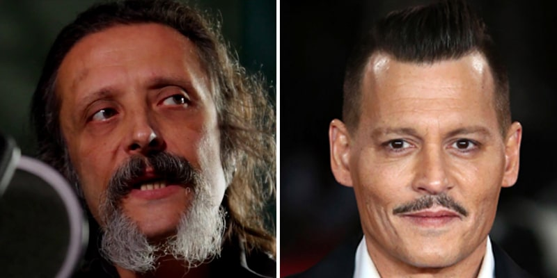 Murat Şen – Johnny Depp