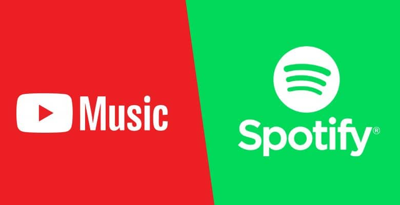 Spotify - Youtube Music